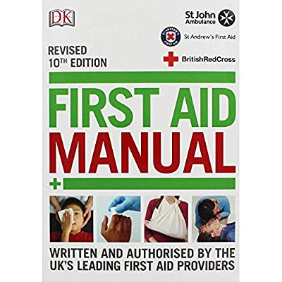 First Aid Manual from DK