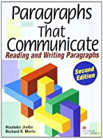 Paragraphs That Communicate Second Edition Student Book