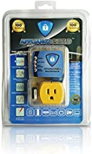 Appliance ShieldNew Top Rated Surge ProtectorProtects Appliances From Damaging&Costly Voltage Spikes/DipsWorks Great For All Large AppliancesRefrigerators/Freezers/DryersBest In Class 20 Amp