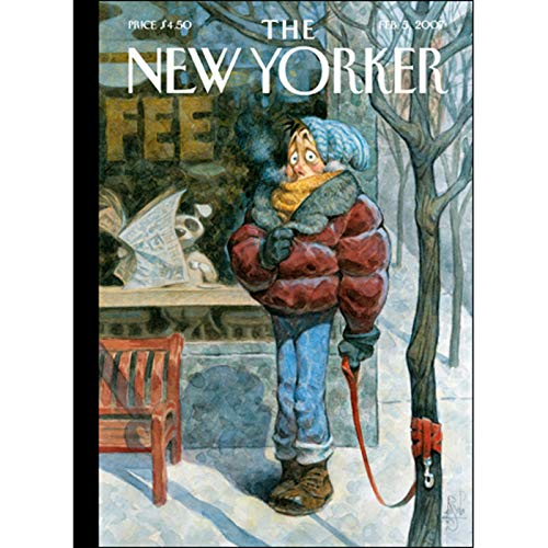 『The New Yorker (Feb. 5, 2007)』のカバーアート