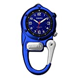 Dakota Watch Company Mini Clip Microlight Watch, Royal Blue