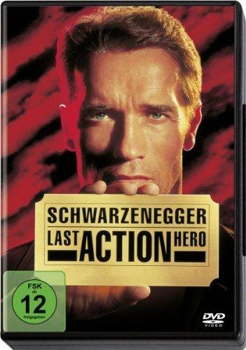 Last Action Hero by Arnold Schwarzenegger