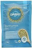 Davert Hanfsamen, 8er Pack (8 x 150 g) - Bio