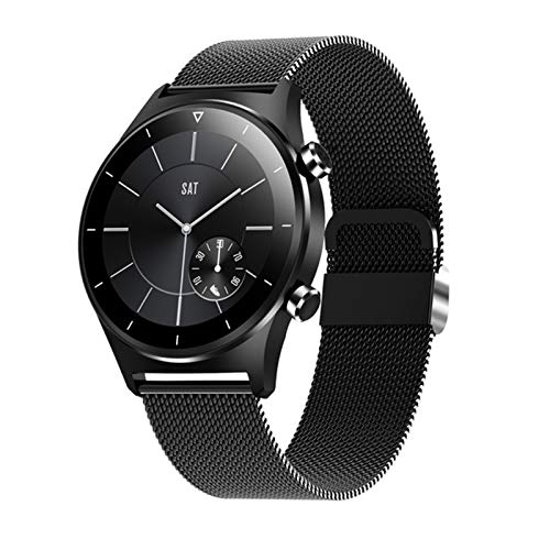 BFL E13 Smartwatch Deportes Smartwatch GPS Bluetooth 5.0 Redondo Reloj Reloj Inteligente A Prueba De Agua,H