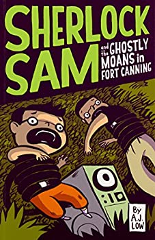 Sherlock Sam and the Ghostly Moans in Fort Canning - Book #2 of the Sherlock Sam