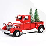 Top 10 Red Truck with Christmas Tree Decors