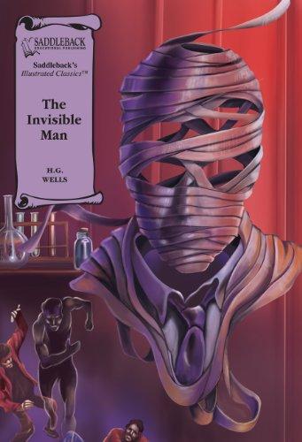 The Invisible Man Graphic Novel (Saddleback