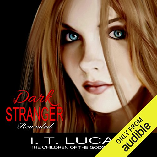 Dark Stranger Revealed audiobook cover art