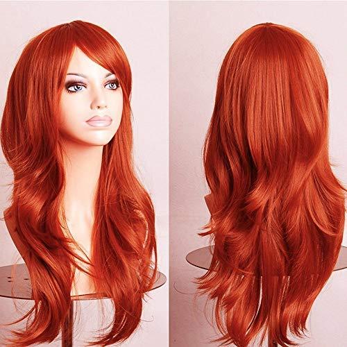 conseguir pelucas naranjas mujer online