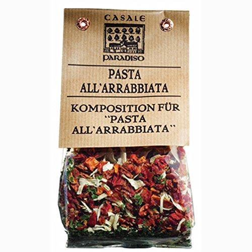 Gewürzmischung Pasta all' Arrabbiata 80 gr. - Casale Paradiso