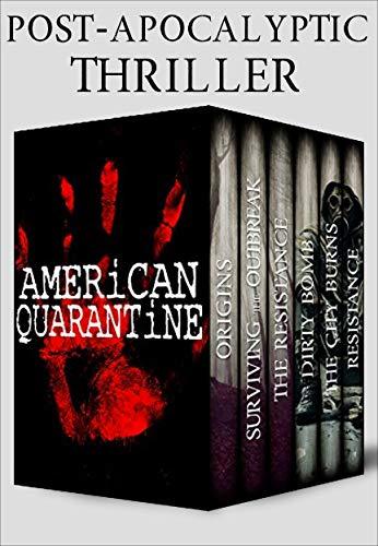 American Quarantine- Super Boxset by [James Hunt, Roger Hayden]