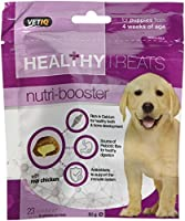 Nutritional support for puppies during the crucial growing period Rich in Calcium to promotes the formation of strong, healthy teeth & bones Source of prebiotic fibre to help support a healthy digestive system Fortified with minerals and essential vi...