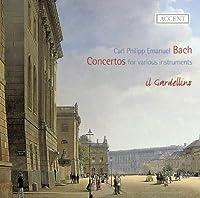 Bach, C.P.E.: Concertos for Va