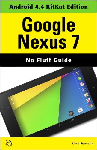 Google Nexus 7 (Android 4.4 KitKat Edition) (English Edition)