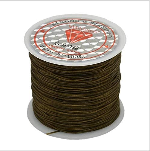 Laliva 45Meters Roll Challenge the lowest price of Japan ☆ Cheap sale 0.5mm Width Bead Rope Elastic Stretch Cords