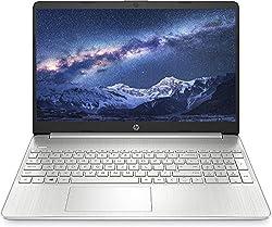 HP 15s gr0008au 15.6-inch Laptop (Ryzen 3 3250U/4GB/1TB HDD + 256GB SSD/Windows 10 Home/AMD Radeon Graphics), Natural Silver,hp,gr0008au