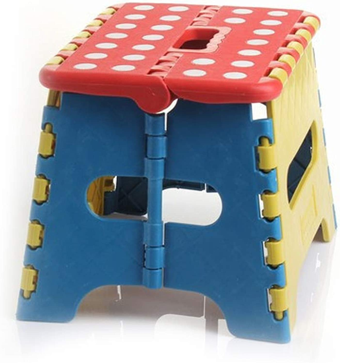 Folding Plastic Kids' Step Stools Indoor Portable Foldable for Kids and Adults Outdoor Picnic Bench