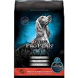 Purina Pro Plan Sensitive Skin and Sensitive Stomach Dry Dog Food, FOCUS Sensitive Skin & Stomach Lamb & Oat Meal Formula - 24 lb. Bag