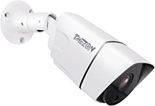 TMEZON Hybrid AHD Camera 2.0MP 1080P AHD/CVI/TVI/960H Bullet CCTV Security Camera Day Night Vision 36 IR LEDs Waterproof O...