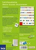 Lernbausteine: Bunte Buchstaben