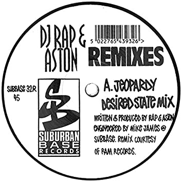 Jeopardy (Remixes)