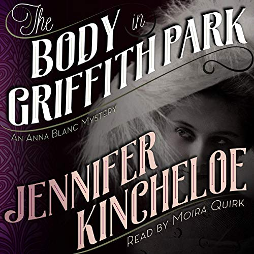 Couverture de The Body in Griffith Park