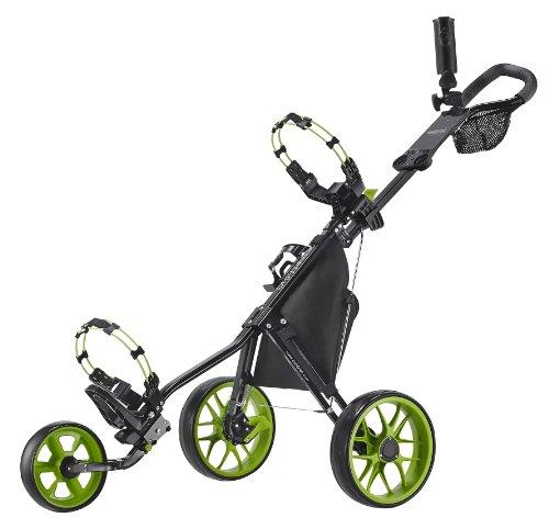 Caddytek Chariot de Golf à 3 Roues – Léger, Pliable, Facile à Ouvrir – CaddyLite 11.5 V3,...