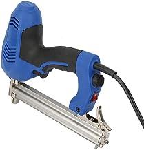Pistola de clavos Carpintería eléctrica Clavadora Enchufe de la UE 220V Kit de clavadora portátil con llave hexagonal para la decoración del hogar DIY