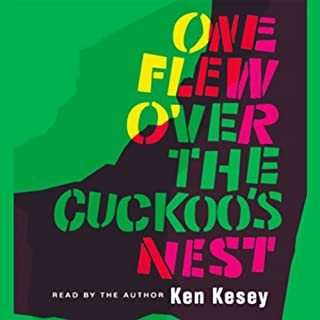 Page de couverture de One Flew Over the Cuckoo's Nest