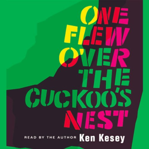 One Flew Over the Cuckoo's Nest cover art