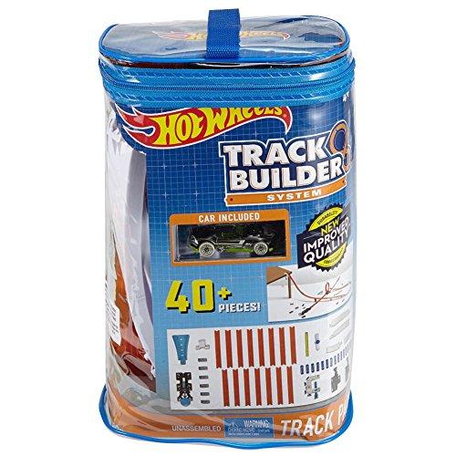 Hot Wheels Pack Pistas - Track Builder System
