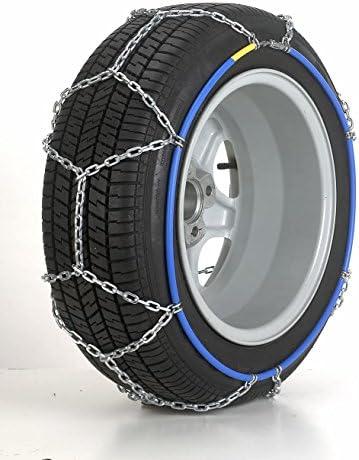 Thule Schneeketten E12 Für 16 Zoll Reifen Mit Eine Kettenstärke Von 12 Mm 175 55 R16 Auto