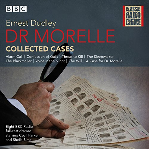 Dr Morelle: Collected Cases audiobook cover art