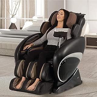 Osaki OS-4000 Zero Gravity Executive Fully Body Massage Chair, Black