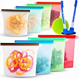 Silicone Bags Reusable...image