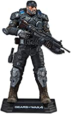 McFarlane Toys Gears of War 4 Marcus Fenix Collectible Action Figure, 7\""