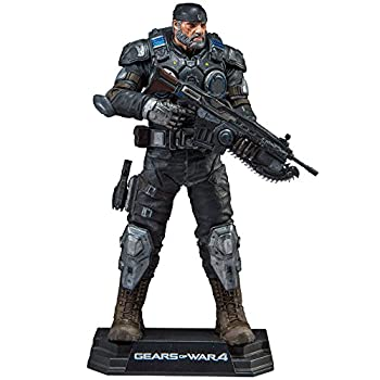 McFarlane Toys Gears of War 4 Marcus Fenix Collectible Action Figure 7
