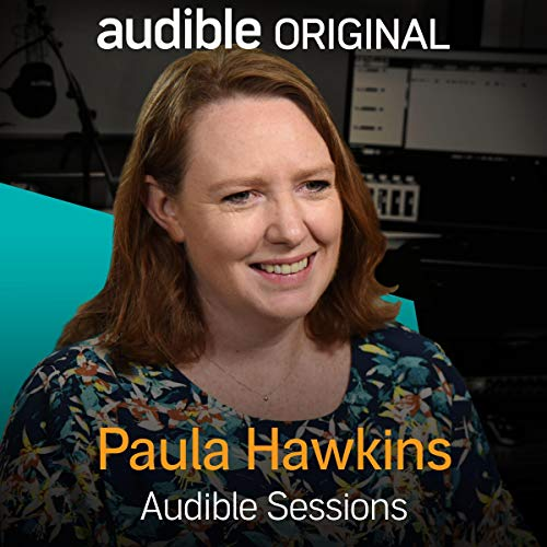 Paula Hawkins cover art