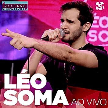 Léo Soma no Release Showlivre (Ao Vivo)
