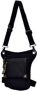 YiyiLai Men Outdoor Workout Multifunctional One Shoulder Waist Thigh Bag