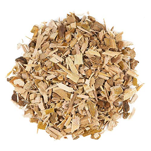 Frontier Co-op Willow Bark, Cut & Sifted, Certified Organic, Kosher, Non-irradiated   1 lb. Bulk Bag   Salix species