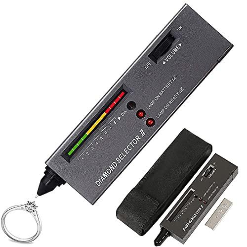 Dupeakya Professional Diamond Selector II, Gem Tester Pen Portable...