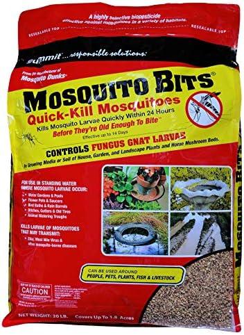Summit Mosquito Bits, 20-Pound