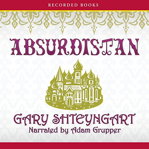 Absurdistan audiobook cover art