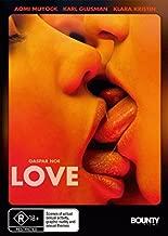 Love DVD (Gaspar Noe's, Aomi Muyock, Carl Glusman)