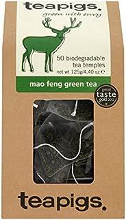 teapigs Mao Feng Green Tea, 50 Count