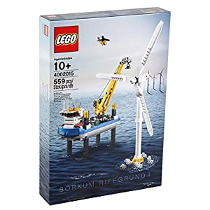 © 2015 The LEGO Group / Amazon.co.jp - LEGO  Borkum Riffgrund 1 4002015