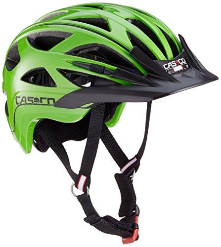Casco Kinder Activ 2 Fahrradhelm, grün, S