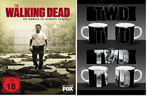 Staffel 6 (Uncut) (+Tasse) (6 DVDs)
