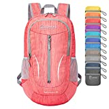 ZOMAKE Small Hiking Backpack, 25L Lightweight Travel Backpack Packable Backpack Daypack for Women